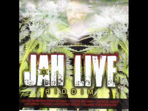 Jah Live Riddim Mix (Full) Feat.Tarrus Riley, Luciano, Duane Stephenson (Joe Fraser)( Refix 2017)
