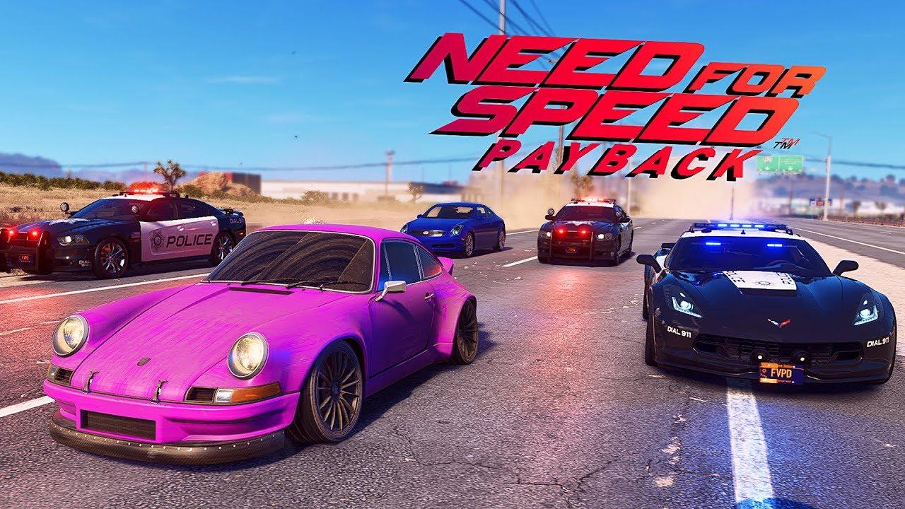 #14 | Колхозные гонки по бездорожью на розовом Порше:D Need For Speed Payback