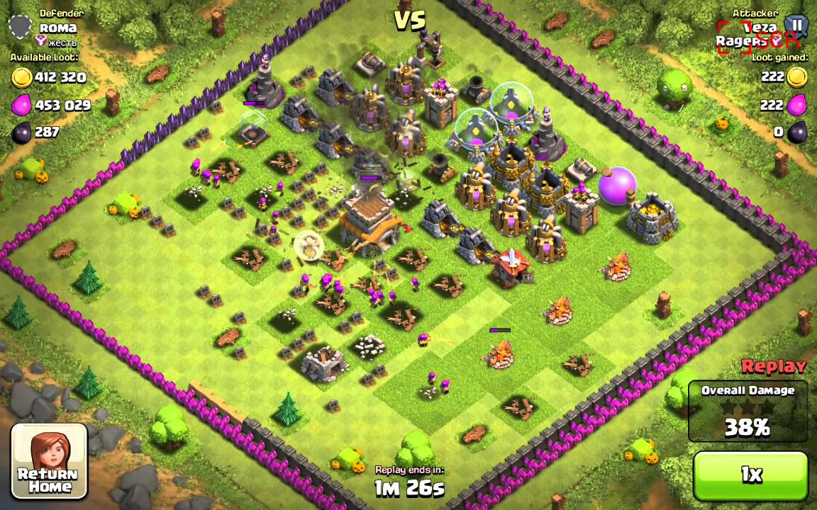 how to get gold fast in clash of clans