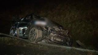 NRWspot.de | Schwerer Verkehrsunfall auf der A1 – PKW überschlägt sich und landet hinter Leitplanke