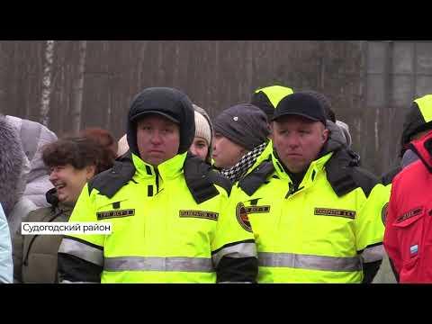 Во Владимирской области открыли обход деревни Бараки (2019 11 29)