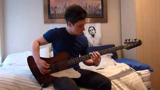Kings Of Leon - Pony Up Bass Cover