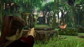 UNCHARTED DRAKE'S FORTUNE:capítulo 1