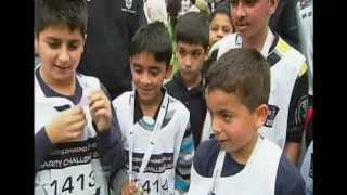 Ahmadiyya Muslim Charity Run for Queen's Diamond Jubilee