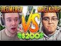 REDMERCY VS MAGIKARPUSEDFLY   $200 1v1 SHOWDOWN!! Season 2 - League of Legends