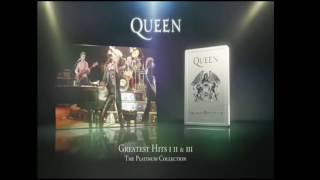 Queen-The Platinum Collection (SteelBook Edition) TV Spot Germany | 480p | 4:3