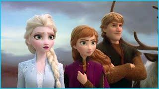 Frozen 2 Elsa Anna y Kristoff Puzzle Juegos Infantiles