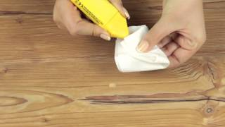 picobello // Repair It! The floor repair kit - holes, scratches on laminate, parquet, vinyl