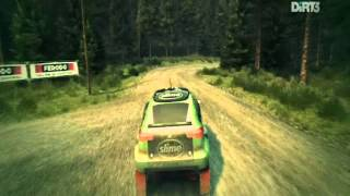 DIRT 3   MITSUBISHI RACING LANCER   Slime Motorsport # 87   replay T002