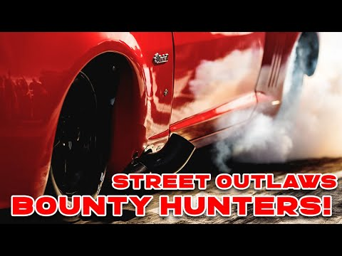 Street Outlaws at Bounty Hunters 4 No Prep