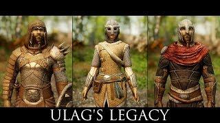 TES V - Skyrim Mods: Ulag's Legacy
