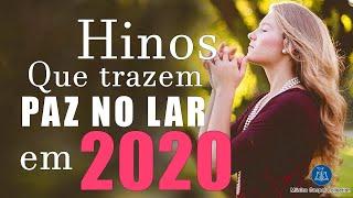 Louvores Para Ouvir da Manhã - As Melhores Músicas Gospel Mais Tocadas 2020 - Top Hinos gospel