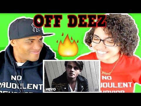 MY DAD REACTS TO J.I.D, J. Cole - Off Deez (Audio) ft. J. Cole REACTION