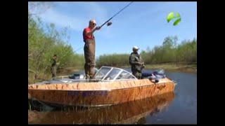 С полем! ''Спортивная рыбалка на реке Полуй'' (#С_полем)