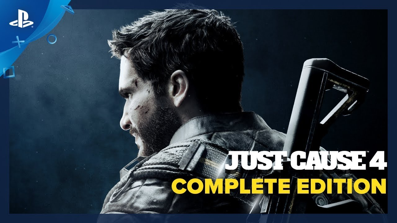 Just Cause 4 | Complete Edition Trailer | PS4