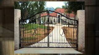 Http://bestfencehouston.com - Electric Driveway Gates, Houston Tx Fence Repair