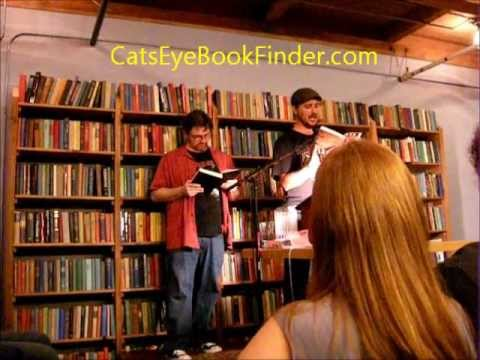 "Ernest Cline and Wil Wheaton Reading ""Ready Player One"" in Seattle"