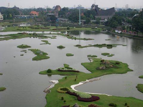 Taman Mini Indonesia Indah, Jakarta - Indonesia