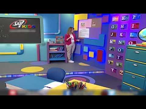 تعليم اللغة الانجليزية للاطفال(Story + Words + Grammar) المستوى 3 الحلقة 31   Education for Children