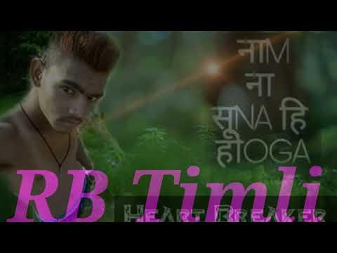 Kem _Sajan_ Te _Dil_ Maru _Todyu_  New_ Gujarati _Timli_ 2019_ RB Timli