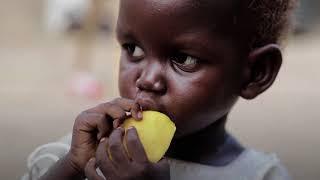 南スーダン:栄養不良から回復したマリアちゃん/日本ユニセフ協会 thumbnail