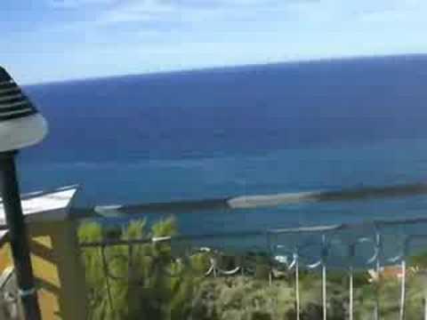 Lemeglio. Una terrazza sul mare - YouTube