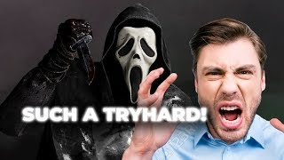 GHOST FACE DESTROYING SOME ENTITLED SURVIVORS! - Dead by Daylight!