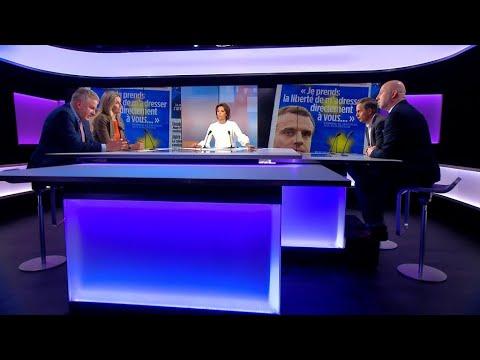 Emmanuel Macron s'adresse aux citoyens de l'UE