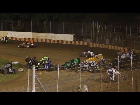 Dirt Track Crash Compilation #2