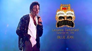 Michael Jackson — Billie Jean | Live in Lausanne, 1992 (Audio)
