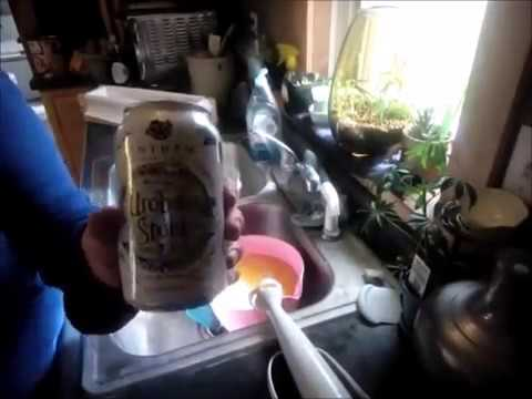 How to make soap: Oatmeal Stout Soap with Uroboros Beer