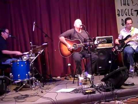 Jim Halfpenny Band  Live @ The Bugle Boy