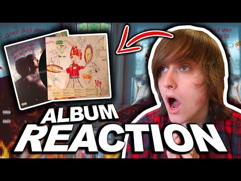 Lil Peep Come Over When Youre Sober Part 2 Full Album REACTION/REVIEW