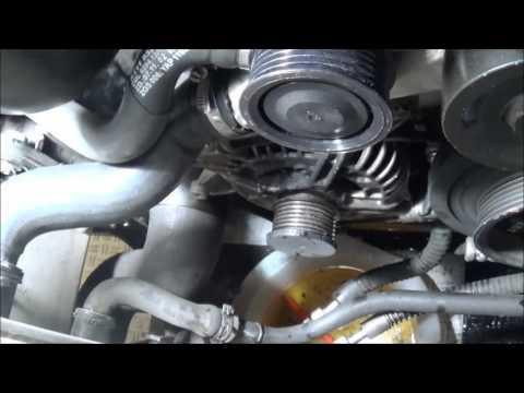 Gates Belt Idler Pulley Alternator for MERCEDES W211 3.2 E280 E320 M112 OM648