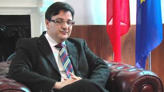 Interview with the Minister of Finance, the Economy and Investment the Hon. Tonio Fenech (Part 1)