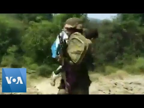 Indian Army Rescues Children From School as Cross-Border Firing Starts from Pakistan