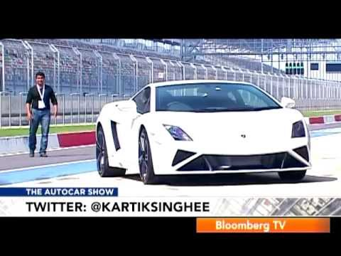 New 2013 Lamborghini Gallardo review by Autocar India