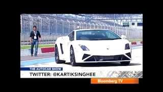New 2013 Lamborghini Gallardo review by Autocar India