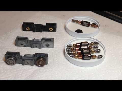 Early Vs. Late AF Diesel Motors: SF PA 360 Vs. 470