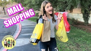 SPENDING MY BIRTHDAY MONEY AT THE MALL | SHOPPING HAUL | SHOP WITH ME