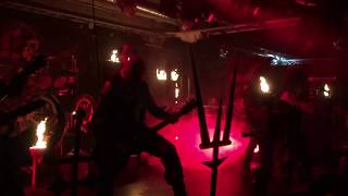 Watain - Nuclear Alchemy, live @kraken 5 january 2018