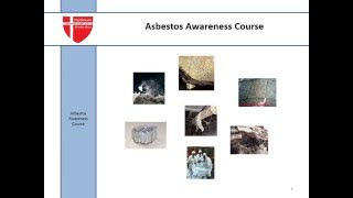 Asbestos Training Video