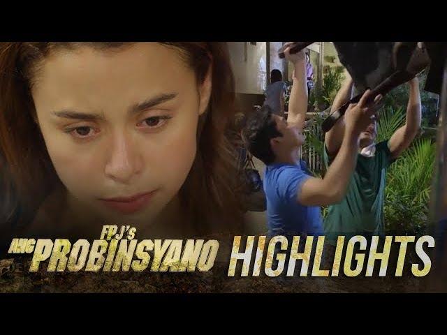 Alyana thinks of hiding everything from Cardo   FPJ's Ang Probinsyano