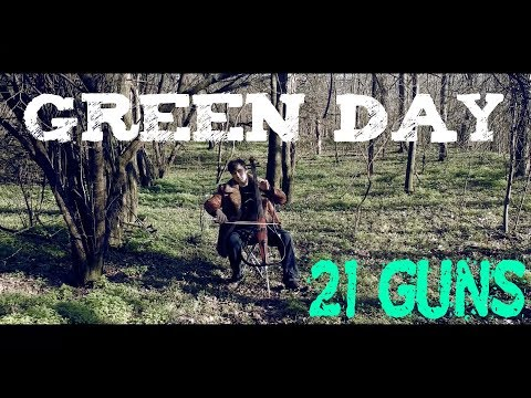 Green Day - 21 Guns (Cello Arrangement And Cover)