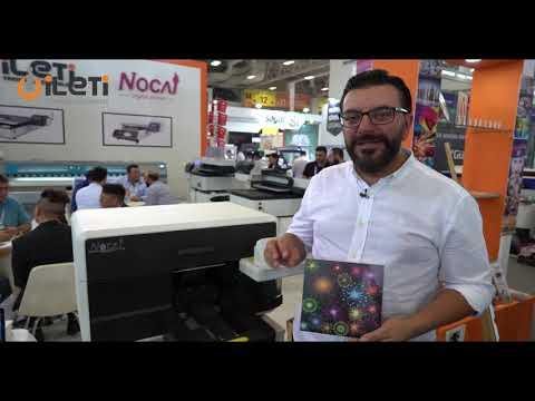 İleti Teknoloji /  Fuar Tanıtım Röportajı / Sign 2018 Fuarı