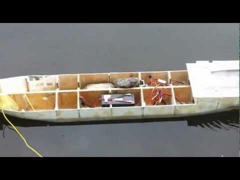 OW Copenhagen 1st sail - RC model