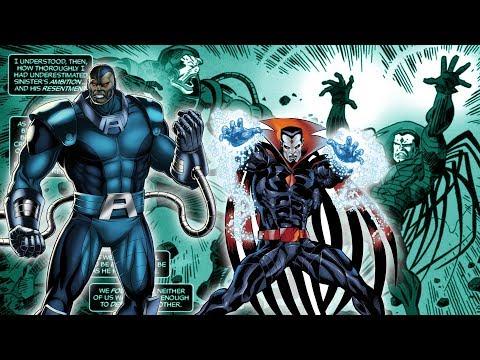 Apocalypse vs Mister Sinister: Survival of the Fittest vs Genetic Manipulation - Character Corner