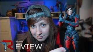 Sara Ryder - Mass Effect Andromeda - McFarlane Toys - Figure Unboxing & Review