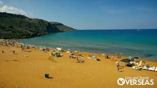 Live and Invest in Malta