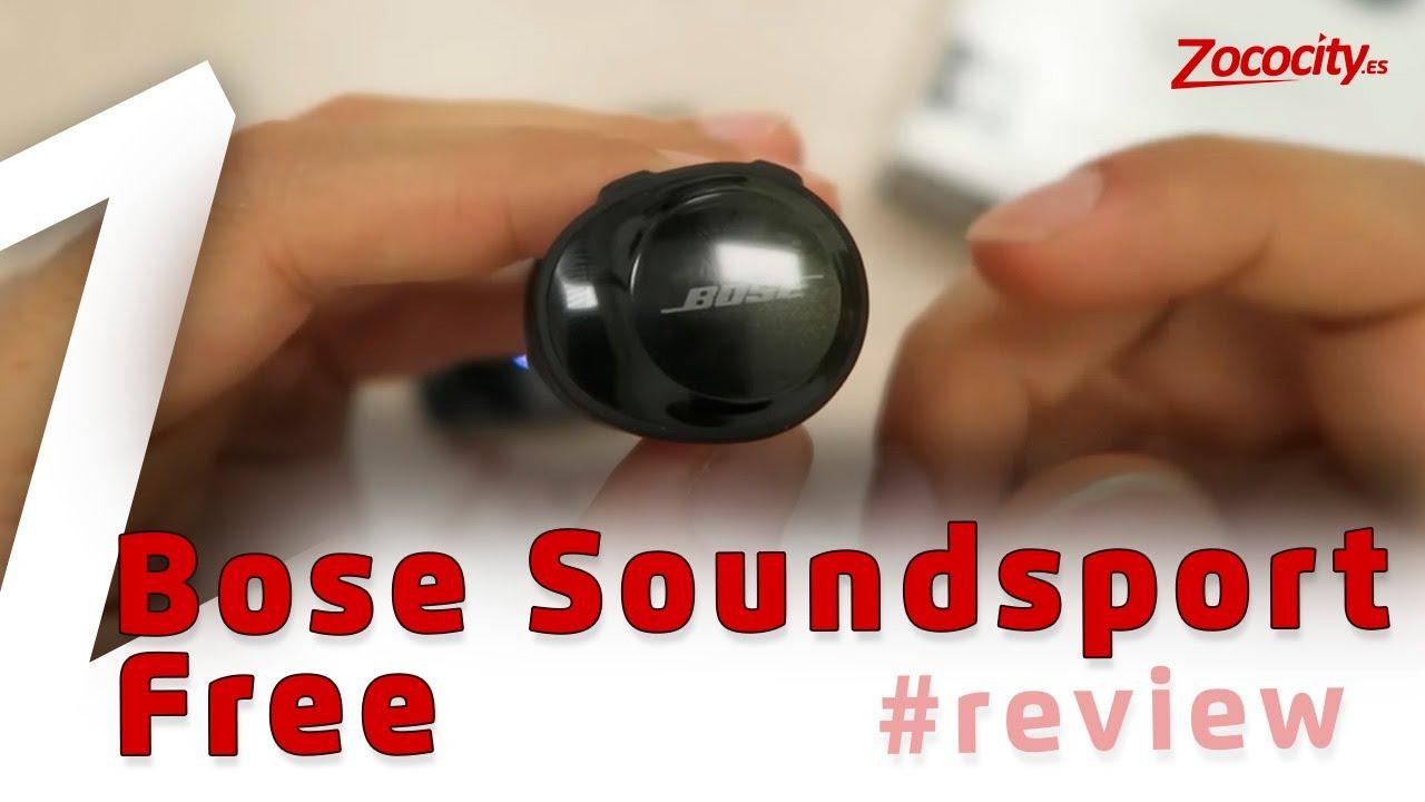 Review Bose Soundsport Free, probamos nuestros primeros true wireless